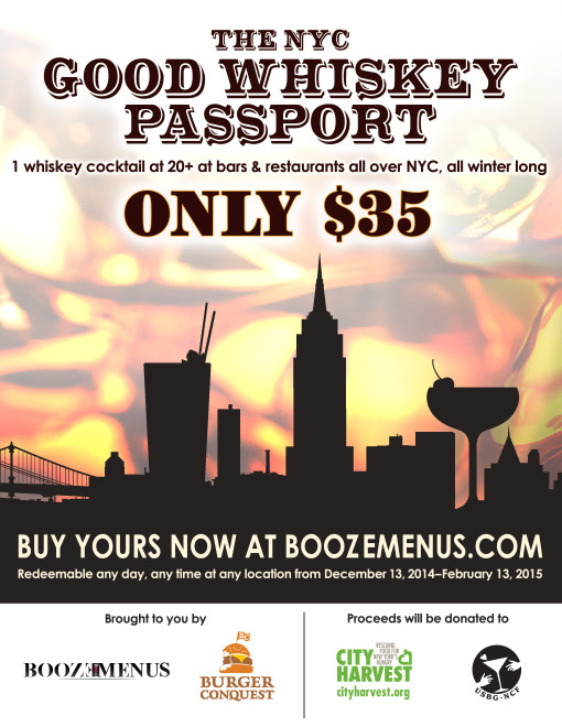 NYC_Good_Whiskey_Passport_BoozeMenus_Burger_Conquest_2014